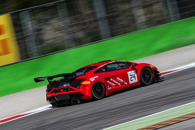 GTO Motorsport Lennart Marioneck